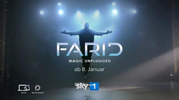 Neu Auf Sky Farid Magic Unplugged Ab 81 Nur Auf Sky 1 Sky